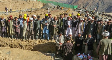 Construction of a hospital and two irrigation canals in Badakhshan