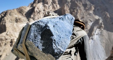 Mine revenue in Badakhshan down by 90% in past 2 years