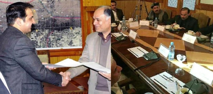 Kandahar, Sistan Baluchistan agree to expand trade via Chabahar port