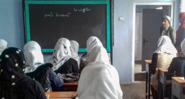 90 schools in Kunduz province receive 1,000 chalkboards
