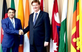 Asian Infrastructure Investment Bank, SAARC Development Fund to co-fund projects in SAARC Region
