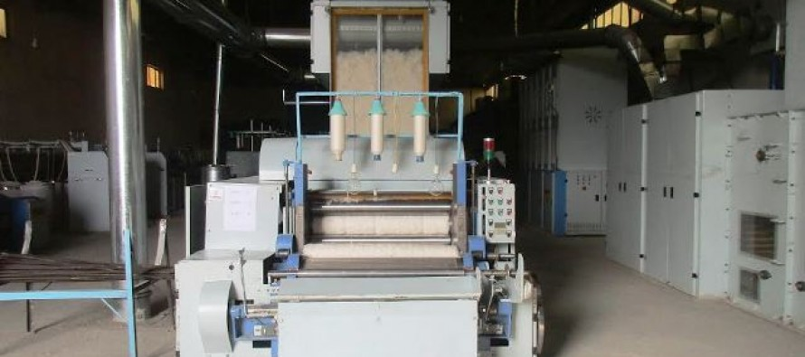 New garment factory employs 150 people in Balkh
