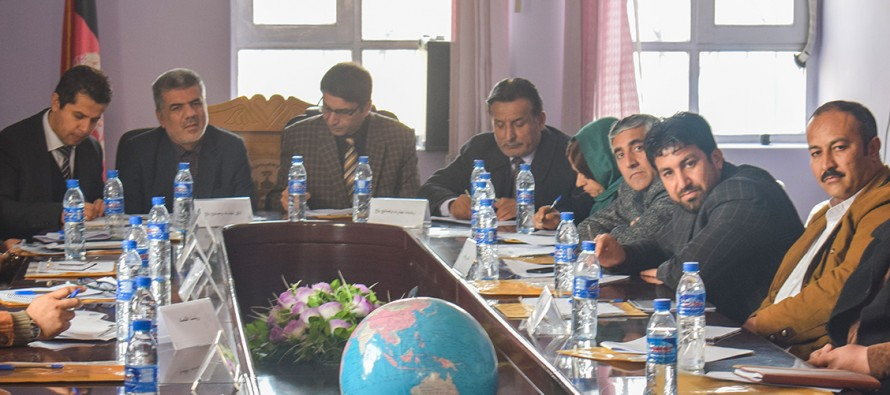Public-Private dialogue to improve industries in Balkh province