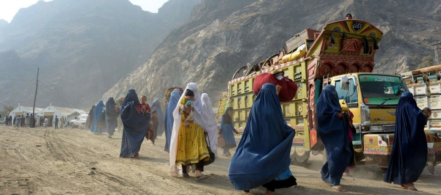 $7bn injected into Afghanistan's economy through aid for migrants