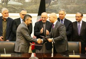 Afghanistan, China sign $204.9mn road construction deal