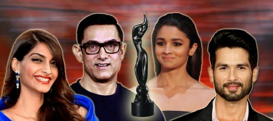 2017 Filmfare Award Winners List
