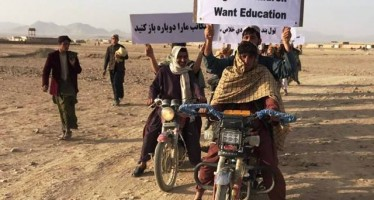 'Way of Pen' society rallies to reopen schools in Kandahar