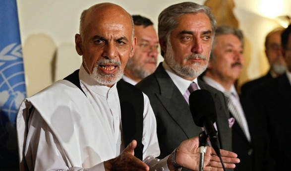 Distrust over NUG continues among Afghans: New poll shows