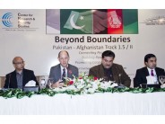 Afghanistan, Pakistan back 'Beyond Boundaries Project'