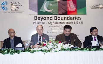 Afghanistan, Pakistan back 'Beyond Boundaries Project'