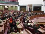 Afghan parliament approves draft budget for 1396 fiscal year