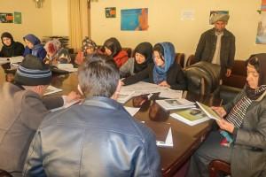 "Workshop on ""Landmark Resolution on Women, Peace and Security"" held in Badakhshan"