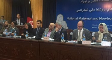 New strategy discussed at National Health Conference for Afghanistan's maternal mortality rate