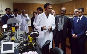 New geological center opens in Kabul