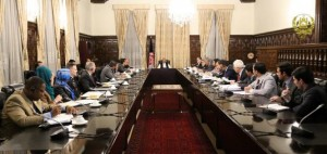 Afghanistan's National Procurement Committee approves 5 contracts