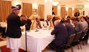 Ghani promises to build schools in Paktika using his own funds