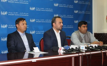 IWA slams Afghan government for failing to safeguard natural resources