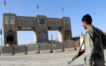 Pakistan reopens Spinboldak crossing after 22 days