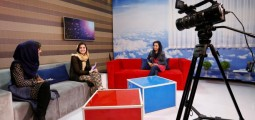 Afghan women bridge gap in media by launch of TV channel