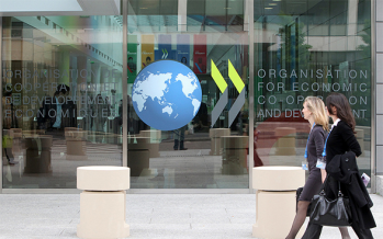 OECD ups global growth forecast to six-year high