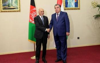 Tajikistan, Uzbekistan, Iran promise to bolster economic cooperation with Afghanistan