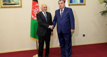 Tajikistan, Uzbekistan, Iran promise to bolster economic cooperation with Afghanistan