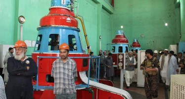 Electricity transformer installed in Jalalabad resolves 75% of load shedding
