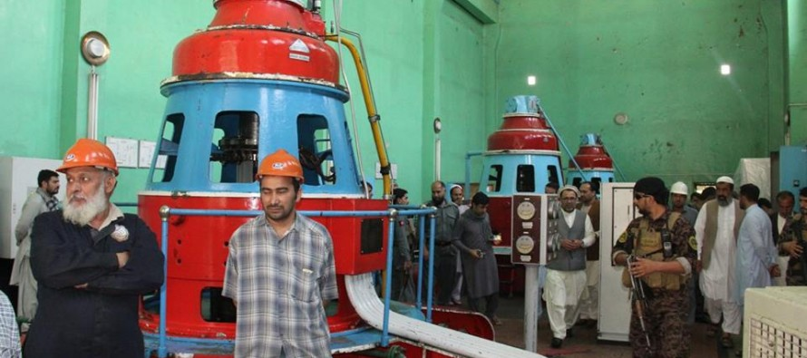 Electricity transformer installed in Jalalabad resolves 75% of load shedding