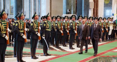 7 agreements signed between Afghanistan and Turkmenistan