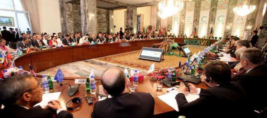 Delegates meet in Kabul to list priorities for upcoming RECCA summit agenda