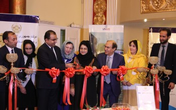 Civil service job fair held for Afghan Women