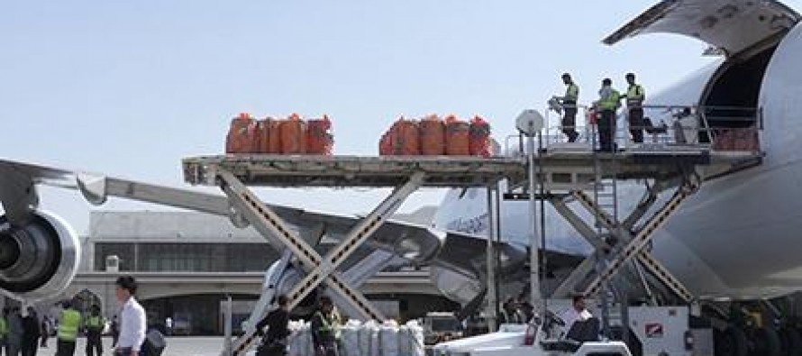 "Afghan-India air cargo a ""failed process"""