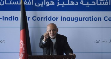 Heart of Asia-Istanbul Process leaders praise Afghan-India freight corridor