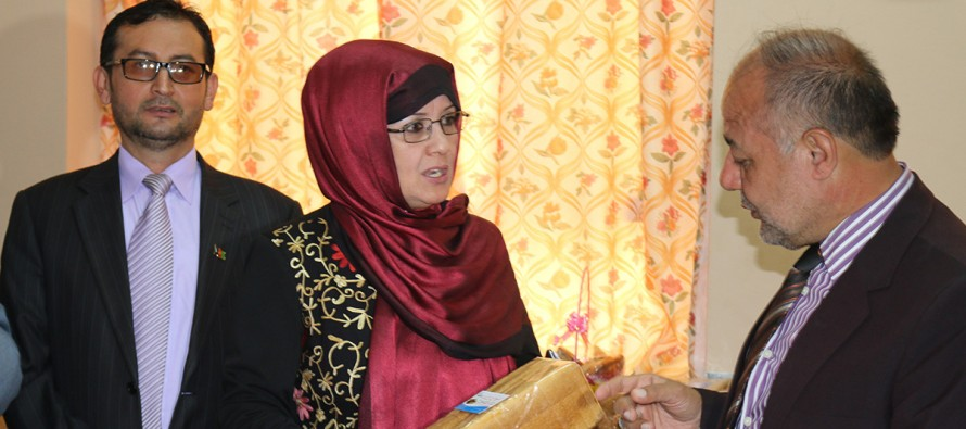 First Bakery Training Centre in Balkh Province – Lead by Women