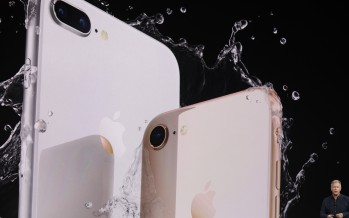 Apple unveils iPhone 8 and 8 Plus