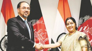 India commits to 116 new projects in Afghanistan