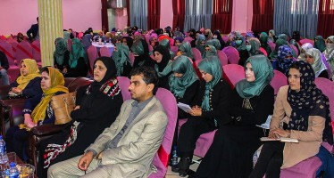 Women in Civil Service: 40 Afghan women conclude internship program
