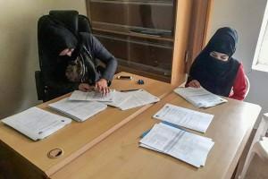 50 female university graduates complete internship programs in Kunduz