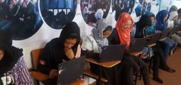 World Bank Group Youth Summit 2016 winners build two computer labs in Afghanistan