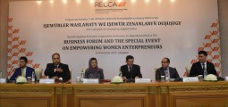 RECCA VII's first day focuses on role of women in economic development