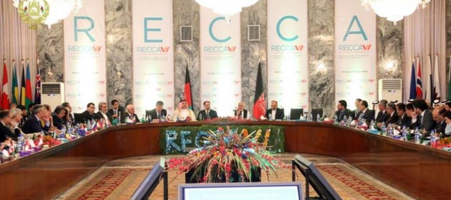 Leaders from 40 countries to discuss Afghanistan's economic development in Turkmenistan