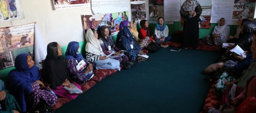 To Eradicate Poverty in Afghanistan Women's Empowerment is Essential
