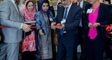 Afghan businesses showcase products at Gulfood Expo