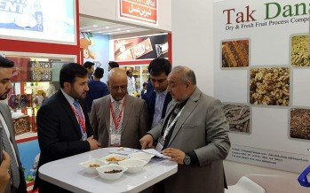 Afghan traders sign $20.5mn in deals at Dubai Food Show