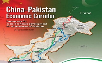 China-Pakistan Economic Corridor to Be Extended to Afghanistan