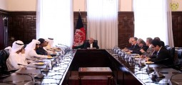 UAE funded township inaugurated in Kabul