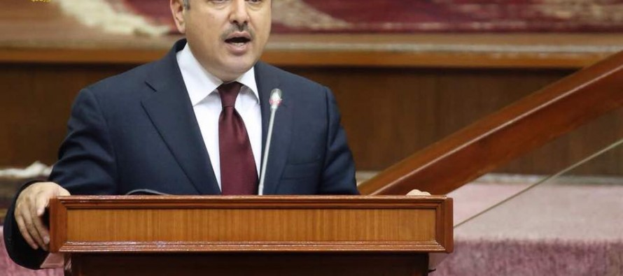 Afghan Finance Minister briefs Lower House on national revenue