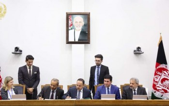 Afghanistan, WB sign $691mn worth of grant agreements