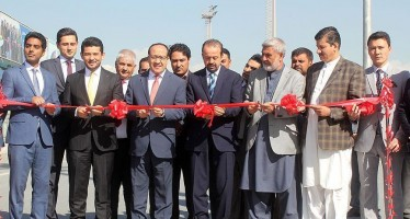 Afghanistan's Fourth Air Corridor Inaugurated