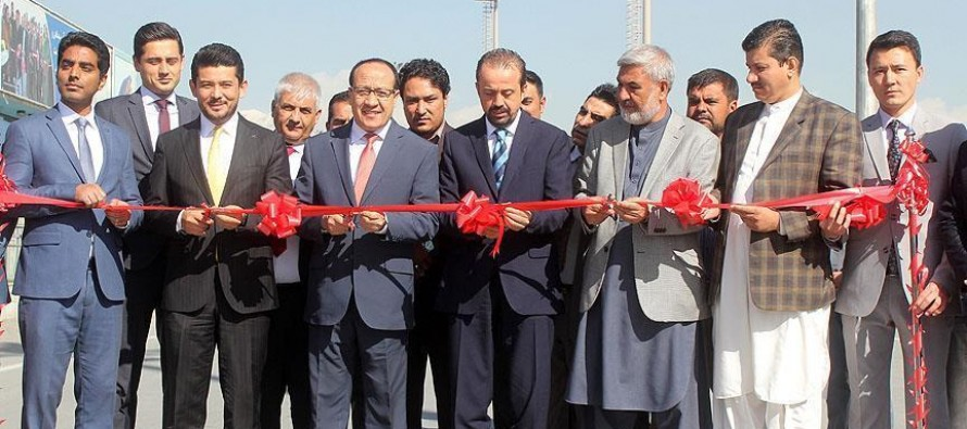Afghanistan's Fourth Air Corridor Inaugurated